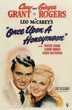蜜月往事 Once Upon a Honeymoon (1942)