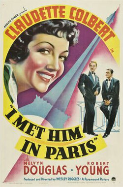 花都艳遇 I Met Him in Paris (1937)