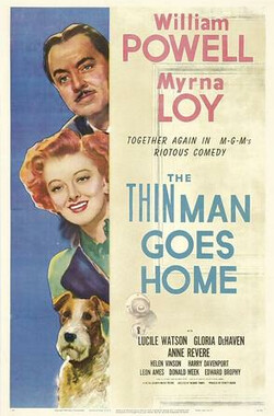 疑云风波 The Thin Man Goes Home (1945)