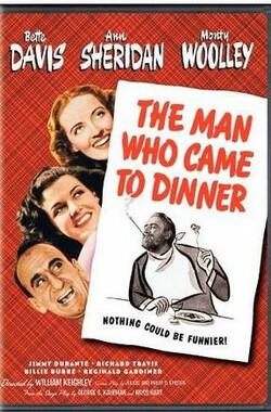 晚餐的约定 The Man Who Came to Dinner (1942)