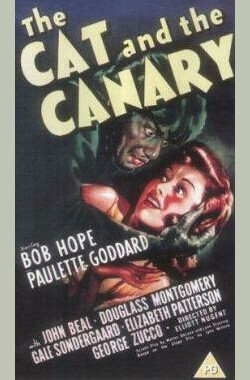 The Cat and the Canary (1948)