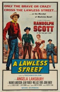 无法街 A Lawless Street (1955)