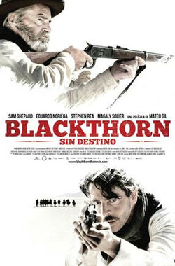 黑荆棘 Blackthorn (2011)