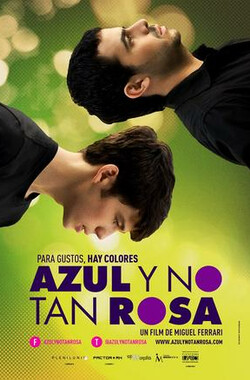 蓝色非粉红 Azul y no tan Rosa (2012)