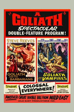 Goliath And The Vampires (1964)