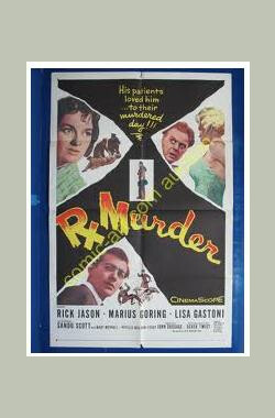 Prescription for Murder (1958)