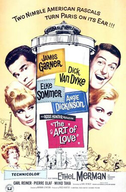 爱的艺术 The Art of Love (1965)