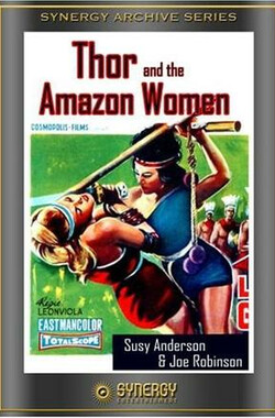 Thor and the Amazon Women (1963)