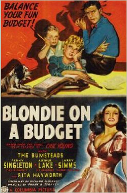 Blondie on a Budget (1940)