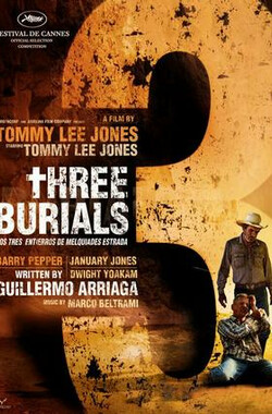 艾斯卡达的三次葬礼 The Three Burials of Melquiades Estrada (2005)