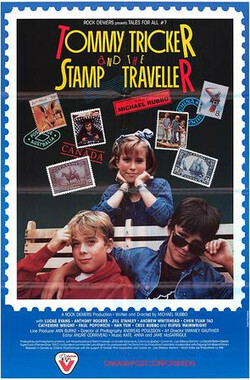 邮票旅行记 Tommy Tricker and the Stamp Traveller (1988)