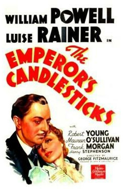 皇帝的烛台 The Emperor's Candlesticks (1937)
