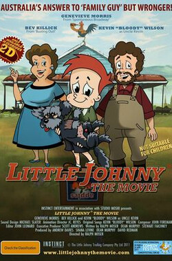 小强尼电影版 Little Johnny the Movie (2011)