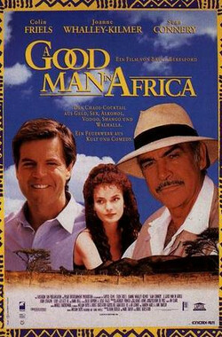 天生大英雄 A Good Man in Africa (1994)