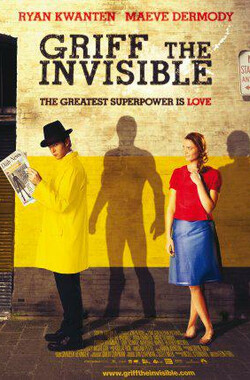 隐形的格里夫 Griff the Invisible (2010)