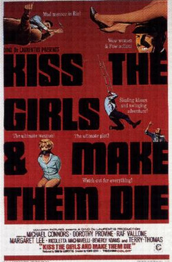 皇牌特务勇破摧花党 Kiss the Girls and Make Them Die (1966)