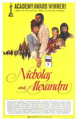 俄宫秘史 Nicholas and Alexandra (1971)