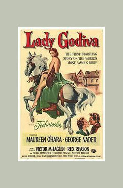 裸女游城 Lady Godiva of Coventry (1955)
