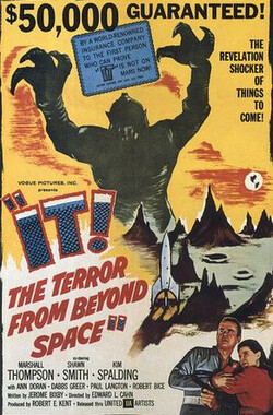 外星恶客 It! The Terror from Beyond Space (1959)