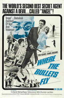 Where the Bullets Fly (1966)