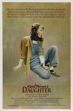 矿工的女儿 Coal Miner's Daughter (1980)