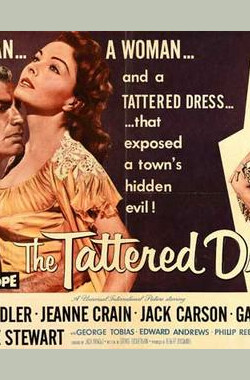 褴褛衣衫 The Tattered Dress (1957)