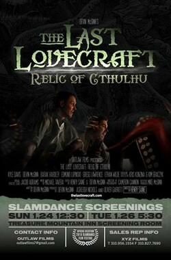 最后的克拉夫特:恶魔的文物 The Last Lovecraft: Relic of Cthulhu (2009)