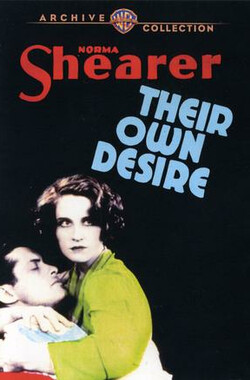 私欲 Their Own Desire (1929)