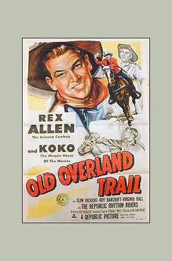 Old Overland Trail (1953)