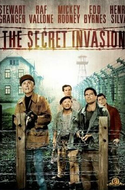 秘密入侵 The Secret Invasion (1964)