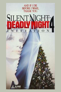 平安夜杀人夜4 Initiation: Silent Night, Deadly Night 4 (1990)