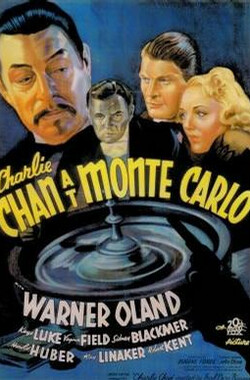 Charlie Chan at Monte Carlo (1938)