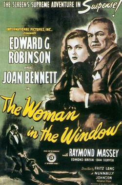 绿窗艳影 The Woman in the Window (1944)