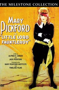 小公子特洛男爵 Little Lord Fauntleroy (1921)