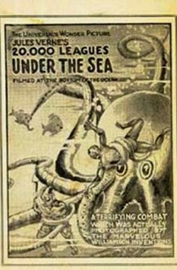 海底两万里 20,000 Leagues Under the Sea (1916)