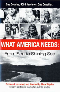 What America Needs: From Sea to Shining Sea (2003)