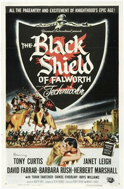The Black Shield of Falworth (1954)