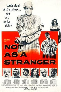 明月冰心一照杏林 Not as a Stranger (1955)