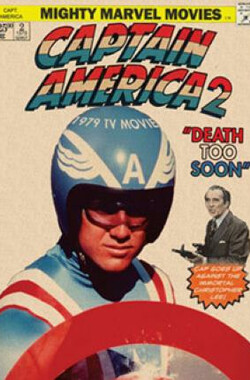 Captain America II: Death Too Soon (1979)