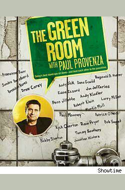 The Green Room with Paul Provenza Season 2 (2011)