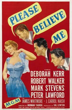 请相信我 Please Believe Me (1950)