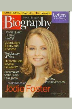 "人物传奇之朱迪·福斯特 ""Biography"" Jodie Foster"