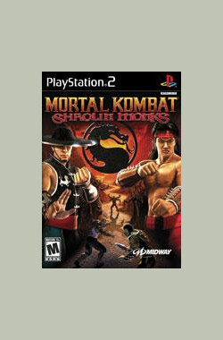 Mortal Kombat Shaolin Monks (VG) (2005)