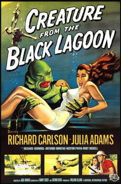 黑湖妖谭 Creature from the Black Lagoon (1954)