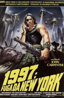 纽约大逃亡 Escape from New York (1981)