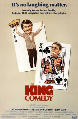 喜剧之王 The King of Comedy (1982)