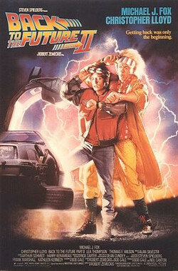 回到未来2 Back to the Future Part II (1989)