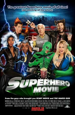 超级英雄 Superhero Movie (2008)