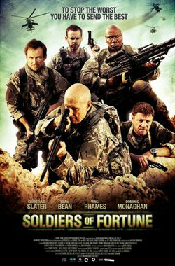雇佣兵 Soldiers of Fortune (2012)