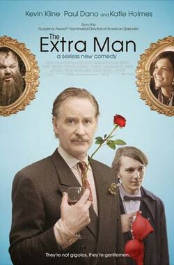 多余的人 The Extra Man (2010)
